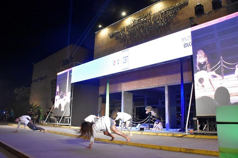 Quedó inaugurada la muestra de ciencia y tecnología EDUCATEC