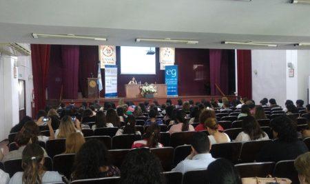 """3º Encuentro del Ciclo de conferencias: """"La mujer y su participación en la sociedad civil"""""""