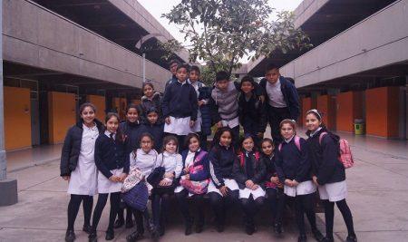 La escuela Dr. Raúl Colombres recorrió un nuevo circuito INNVOC