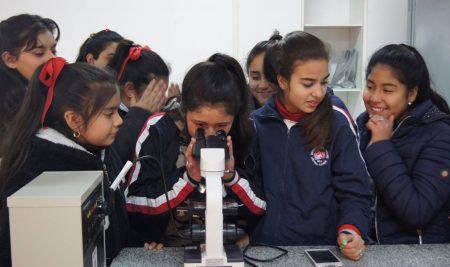 El colegio Santa Inés (Lastenia, Cruz Alta- Tucumán) participó de la propuesta INNVOC
