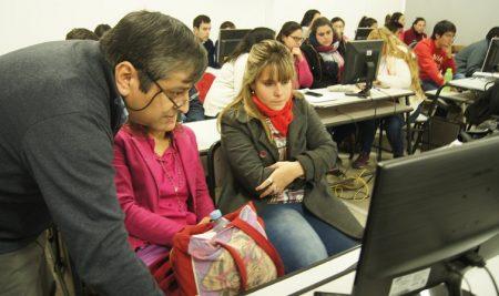 """Formación Docente en el Centro de Innovación: """"JClic, un recurso didáctico innovador""""."""