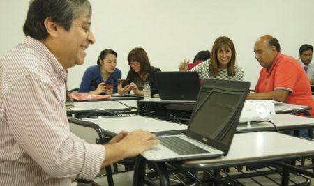 """Formación Docente en el Centro de Innovación: """"Diseñando Secuencias Didácticas en Entornos Virtuales"""""""
