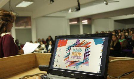 """Formación Docente en el Centro de Innovación: """"Educación, Diseña Identidad"""""""