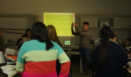 """Formación Docente en el Centro de Innovación: """"Generando Funciones Matemáticas"""""""