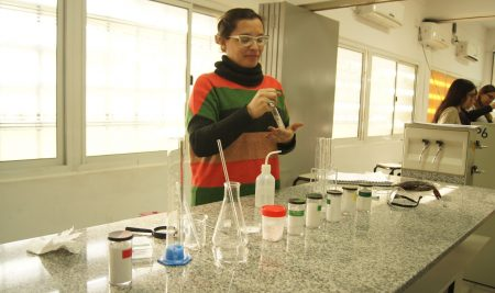 """Formación Docente en el Centro de Innovación: """"La actividad experimental y su didáctica en las Ciencias Naturales"""""""