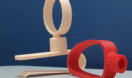 IMPRESALUD 3D: Impresiones de dispositivos de acceso