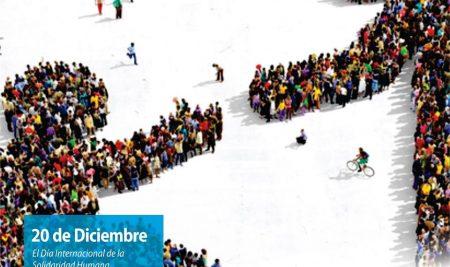 Efemérides CIIDEPT | 20 de diciembre: Día Internacional de la Solidaridad