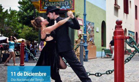 Efemérides CIIDEPT | 11 de diciembre: Día del Tango