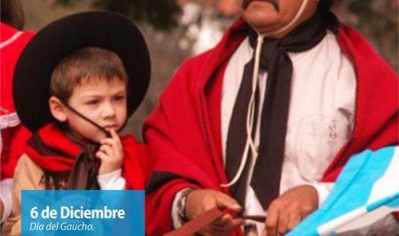 Efemérides CIIDEPT   6 de Diciembre: Día Nacional del Gaucho
