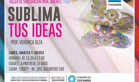 """En febrero comienza """"Sublima tus Ideas"""", en el Centro de Innovación"""