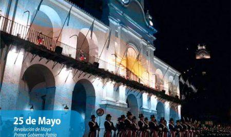 25 de Mayo ¡Viva la Patria!