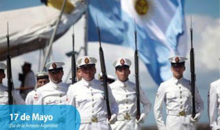 Efemérides CIIDEPT | 17 de Mayo: Día de la Armada Argentina