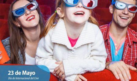 Efemérides CIIDEPT | 23 de Mayo: Día Internacional del Cine