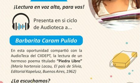 "AudioTecaCIIDEPT | ""Piedra Libre"""