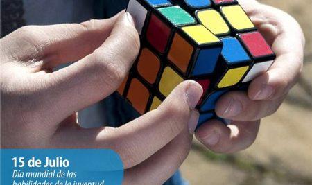 Efemérides CIIDEPT | 15 de julio: Día mundial de las habilidades de la juventud