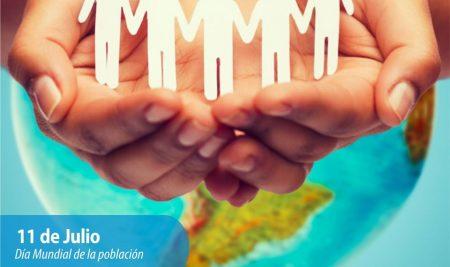 Efemérides CIIDEPT | 11 de Julio: Día mundial de la población