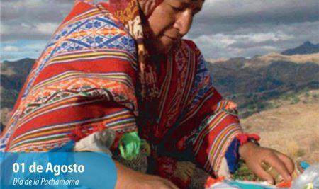 Efemérides CIIDEPT | 01 de Agosto: Día de la Pachamama