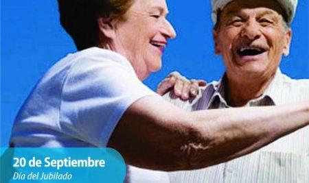Efemérides CIIDEPT | 20 de Septiembre: Día del Jubilado