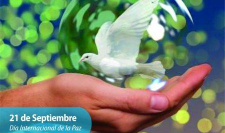 Efemérides CIIDEPT | 21 de Septiembre: Día Internacional de la Paz