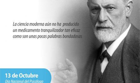 Efemérides CIIDEPT | 13 de Octubre: Día Nacional del Psicólogo